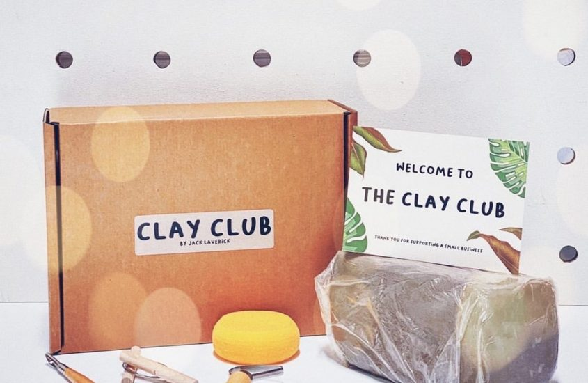 Embrace the Creativity of Clay with the At Home: Clay Club Kit