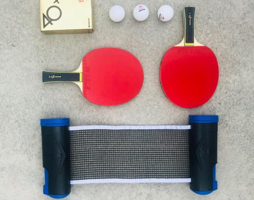 Table Tennis Experience