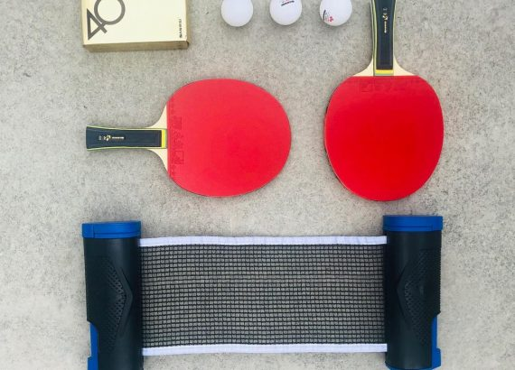 Tablet Tennis Experience at Home